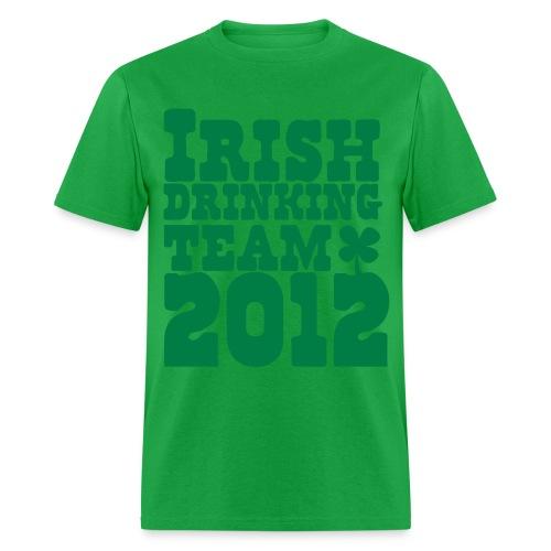 Irish Drinking Shirt - Men's T-Shirt