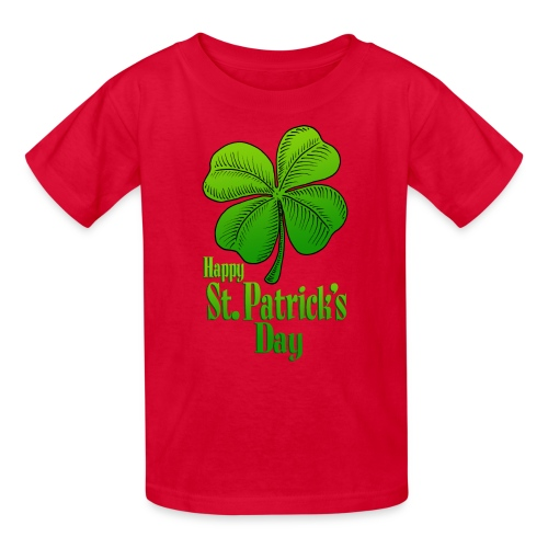 Happy St Patrick's Day - Kids' T-Shirt