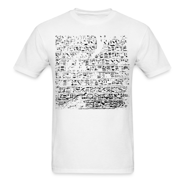 Hieroglyphics HD Design T-Shirts