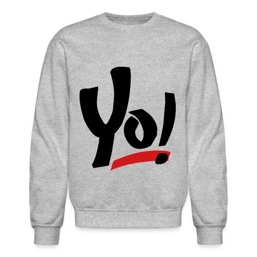 YO - Crewneck Sweatshirt