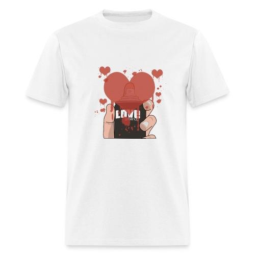 Love spray Mens' - Men's T-Shirt
