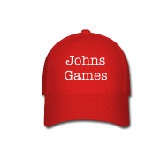 Sportswear ~ Baseball Cap ~ Johns Games Hat