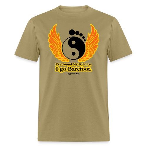 Barefoot Balance 1 - Men's - Men's T-Shirt