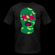 T-Shirts ~ Men's T-Shirt by American Apparel ~ Camo Goon f'd