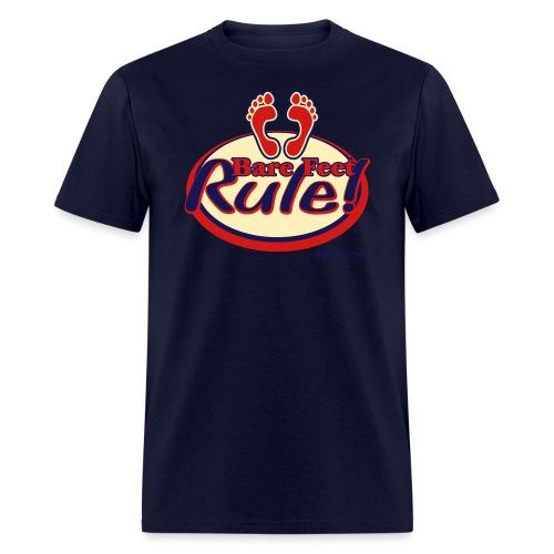 Bare Feet Rule - Men's Tee - Men's T-Shirt