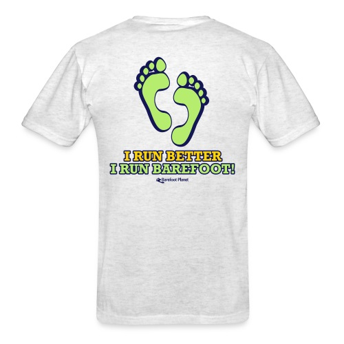 I Run Better - Runners Men's Tee - Men's T-Shirt