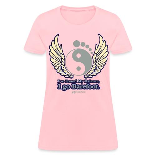 Barefoot Balance 2 - Women's Tee - Women's T-Shirt