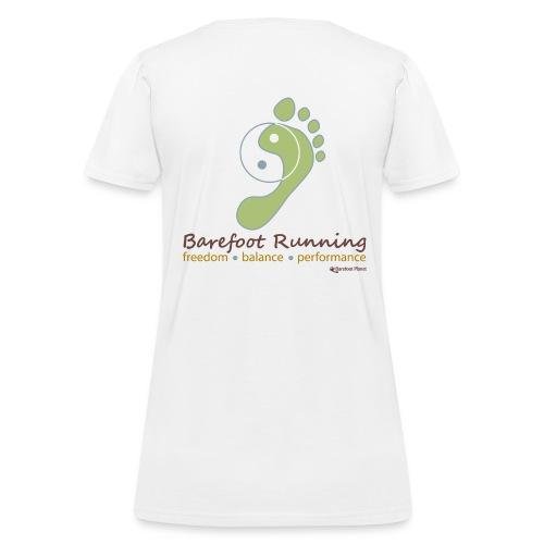 Running Ying/Yang - Runners Women's Tee - Women's T-Shirt