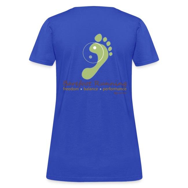 Running Ying/Yang - Runners Women's Tee