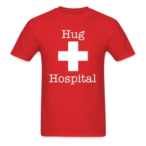 Hug Hospital - Men's T-Shirt