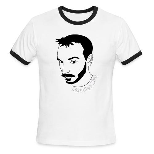 The vlog Maurice 365 - Men's Ringer T-Shirt