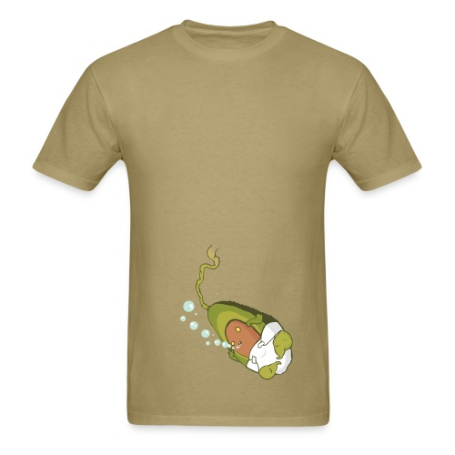 Avocado Baby - Men's T-Shirt