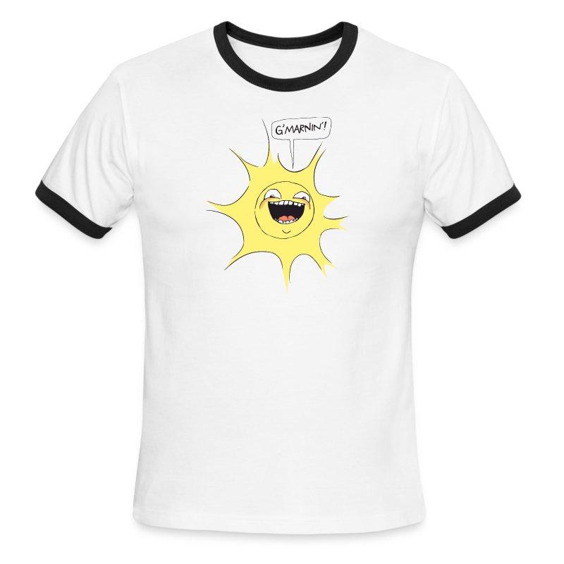 G'MARNIN! - Men's Ringer T-Shirt