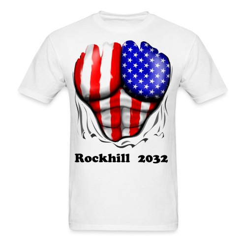 Super Rockhill 2032 - Men's T-Shirt