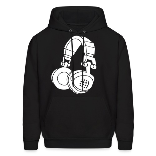 Headphone Hoodie - Men's Hoodie