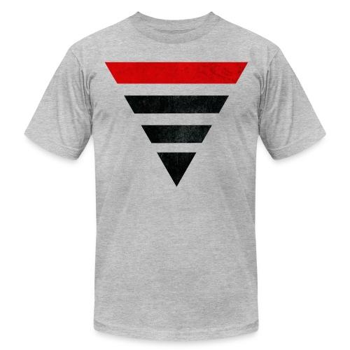 KONY 2012 Pyramid - Men's Fine Jersey T-Shirt