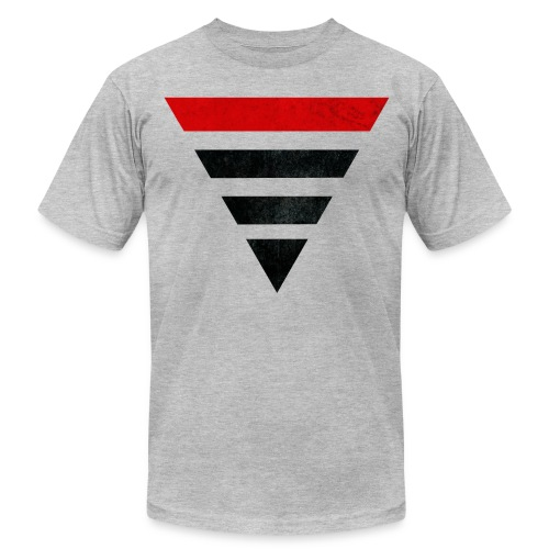 KONY 2012 Pyramid - Men's Fine Jersey T-Shirt