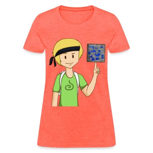 Women's Kingdom Of The Saplings T-Shirt - Women's T-Shirt