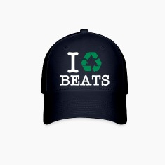 I Recycle Beats Caps