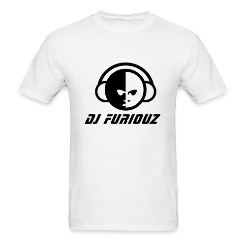 DJ Furious Shirt - Men's T-Shirt