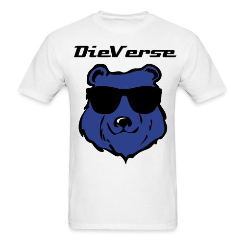 For my boy DieVerse, a.k.a Bear - Men's T-Shirt