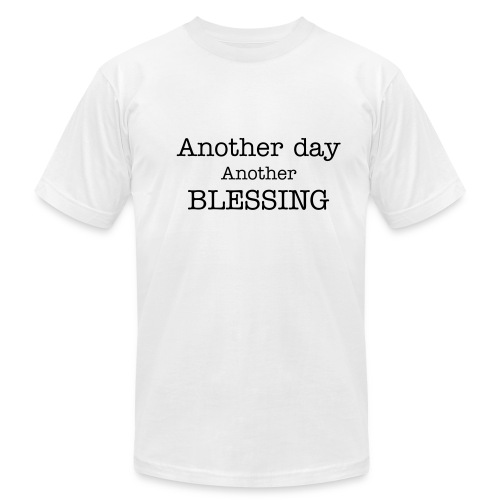 Another day, Another Blessing - Men's Fine Jersey T-Shirt