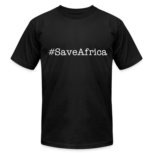 #SaveAfrica - Men's Fine Jersey T-Shirt