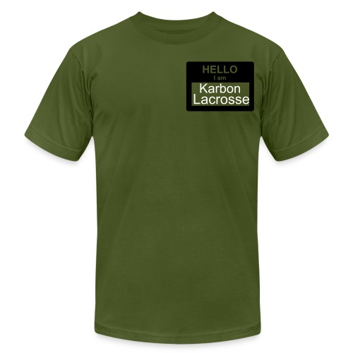 Hi my name is, what? - Men's  Jersey T-Shirt