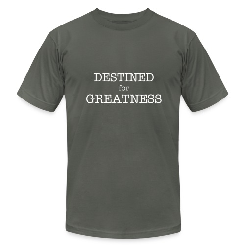 Destined for Greatness - Men's  Jersey T-Shirt