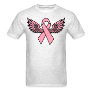 T-Shirts ~ Men's T-Shirt ~ Winged Ribbon
