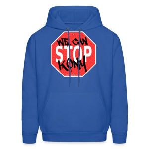 Kony 2012 - We Can Stop Joseph Kony - Men's Hoodie