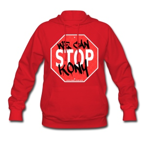 Kony 2012 - We Can Stop Joseph Kony - Women's Hoodie