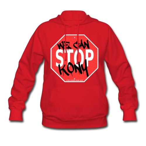 Kony 2012 - We Can Stop Joseph Kony - Women's Hoodie