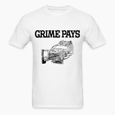 Grime Pays T-Shirts
