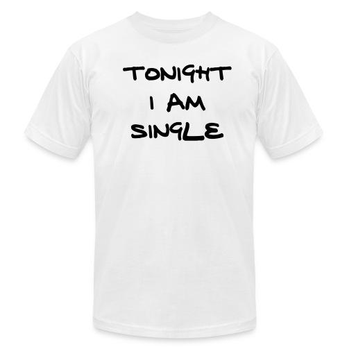 Single - Men's Fine Jersey T-Shirt