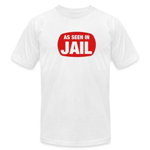 JAIL - Men's Fine Jersey T-Shirt