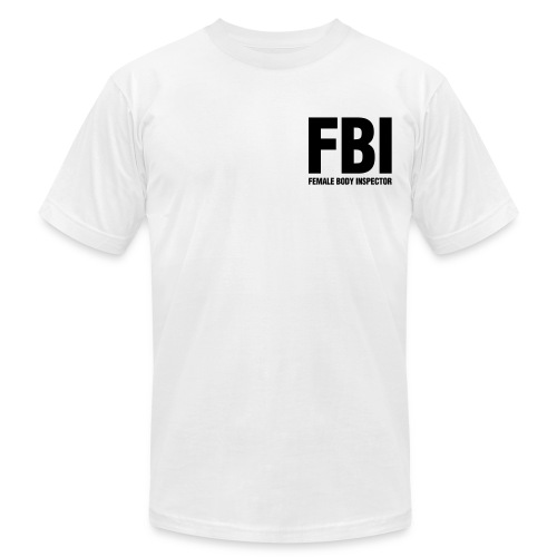 FBI Tee - Men's  Jersey T-Shirt