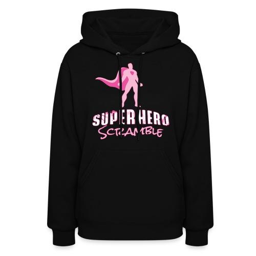 Classic Logo - Pink - Women's Hoodie