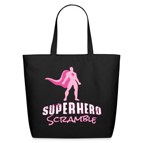 Classic Logo - Pink - Eco-Friendly Cotton Tote