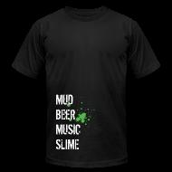 T-Shirts ~ Men's T-Shirt by American Apparel ~ MBMS