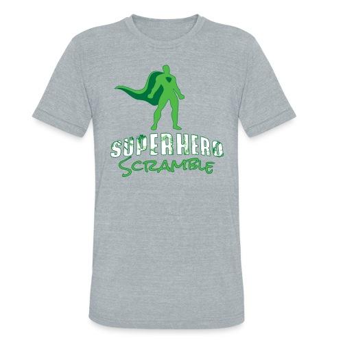 Classic Logo - Unisex Tri-Blend T-Shirt