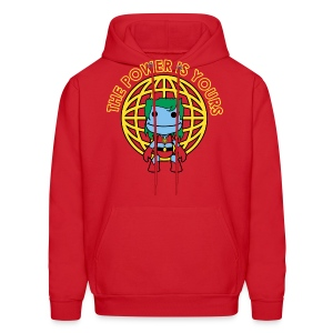 Little Captain Big Planet - Men's Hoodie