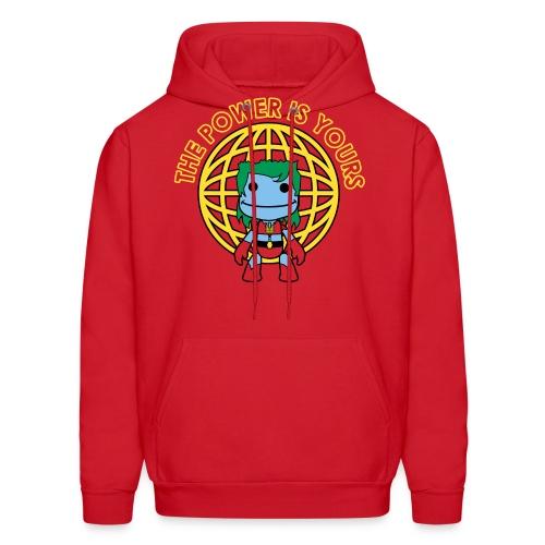 Little Captain Big Planet - Men's Hoodie
