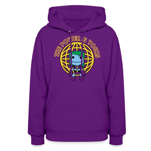 Little Captain Big Planet - Women's Hoodie
