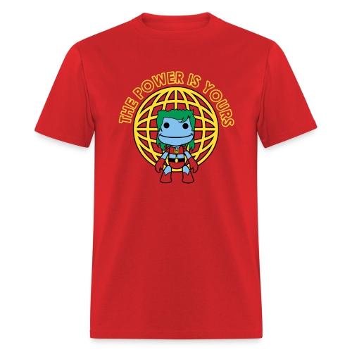 Little Captain Big Planet - Men's T-Shirt