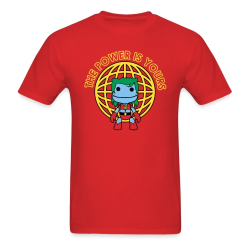 Little Captain Big Planet - Men's T-Shirt