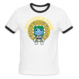Little Captain Big Planet - Men's Ringer T-Shirt