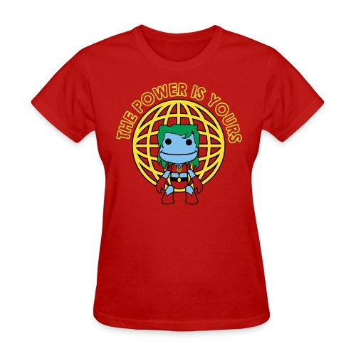 Little Captain Big Planet - Women's T-Shirt