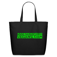 Bags & backpacks ~ Eco-Friendly Cotton Tote ~ website tote eco-friendly cotton