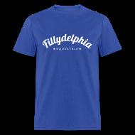T-Shirts ~ Men's T-Shirt ~ Fillydelphia